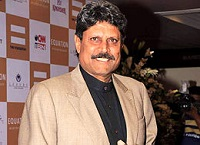 (kapil Dev)Former Captain Indian Cricket Team